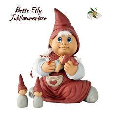 Gnomes, Fairy, Clay, Christmas, Friends, Garden Gnomes, Clays, Xmas, Amigos