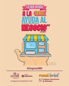 #loqueayuda by #roastbrief