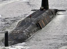 hms vanguard s28 ssbn trident royal navy