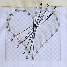 String Art DIY Tutorial: Colorful Hearts - Consumer Crafts Add a fun and colorful piece to your decor with this pretty heart string art DIY. It's a simple and fun way to add lots of interest to any space! String Art Diy, String Art Heart, String Crafts, String Art Templates, String Art Tutorials, String Art Patterns, Valentines Bricolage, Valentine Crafts, Fun Easy Crafts