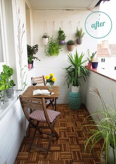 Designwiesel: 5 Steps to Turn Your Balcony Into a Favorite Room