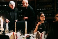 Giancarlo Mossi Borella  -fashion couturier (IT) & Roy Cascino - owner@Petali China (IT), Valentina Di Mambro - model&entrepreneur (IT)