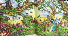 Hey @kerbyrosanes i ❤️ ur books! #mythomorphia mythomorphia #kerbyrosanes #derwentinktense #watercolorpencils #nofilter #coloringaddict #MorphiaMay #adultcoloringbook