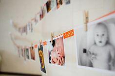 ribbon to hang pics