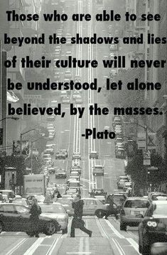 Individual thought - Plato