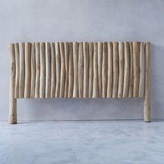 Holz-Bettköpfe wehend – Verkauf von Bettköpfen Modell River