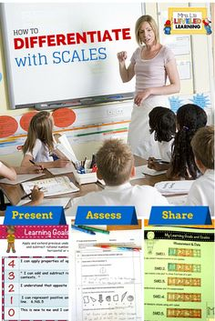 Video tutorial with examples of using Marzano learning goals and scales. Lots of thinking DONE for you!:
