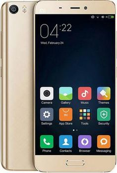 Xiaomi Mi5 32 Gb золотистый  — 21990 руб. —