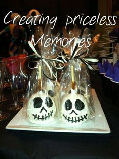 Nightmare Before Christmas Birthday Party Ideas | Photo 9 of 19 | Catch My Party