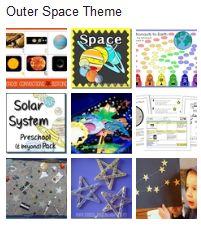 space theme ideas