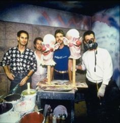 "Behind-the-Scenes: ""Killer Klowns from Outer Space"" - Video & Photos [Get a ""Behind-the-Scenes"" look with George Taylor and his collection of rare photos, making-of videos, cast & crew interviews, and book reviews.] GO TO >>> http://www.cineweekly.com/behind-scenes/111004-killer-klowns-from-outer-space-making-of.html"