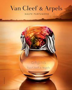 Oriens - perfumy marki Van Cleef and Arpels. http://womanmax.pl/oriens-perfumy-marki-van-cleef-arpels/