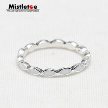US $6.99 Genuine 925 Sterling Silver Better Together, White Enamel Ring Compatible with Brand Ring Original Jewelry Crown. Aliexpress product
