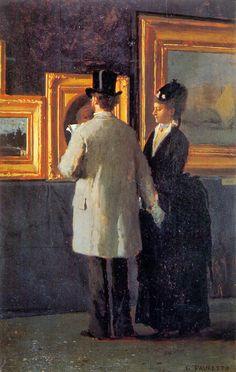 Giacomo Favretto ~ italien Genre peintre | Tutt'Art @ | Pittura * * Scultura Poesia * Musica |