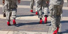 Soldiers In High Heels Draw Online Outburst; http://www.armytimes.com/story/military/2015/04/23/sex-assault-prevention-cadets-army/26235135/ / -  The Big Picture:  From 'Mayhem To Nahum' - A Warning To An America Rioting Over Pink Shoes And An America That Needs Therapy Over Donald Trump...The FEMA Camps Are Ready And Waiting For You;  http://allnewspipeline.com/At_War_Over_Shoes_FEMA_Camps_Here_They_Come.php
