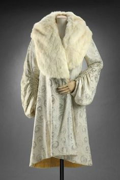 ~Coat, 1929~   The Museum of Fine Arts, Boston