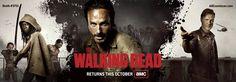 The Walking Dead, Season 3 Comic Con Poster  http://blogs.amctv.com/the-walking-dead/TWD-S3-CCI-Banner-1163.jpg