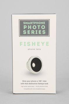 Photo Series Fischaugen-Objektiv für Mobiltelefone - Urban Outfitters