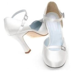 .... And they look so comfortable . Bellissima bridal shoes