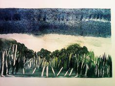 Uncertain Landscape n°1