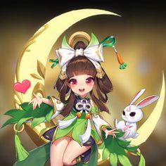 Mobile Legend Wallpaper, Hero Wallpaper, Moba Legends, Alucard Mobile Legends, The Legend Of Heroes, All Hero, Anime Girl Cute, Anime Angel, Kawaii Drawings