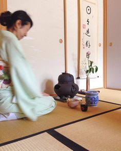 MATCHA RIGHT IN| We attended a traditional Japanese tea ceremony in Kyoto where…