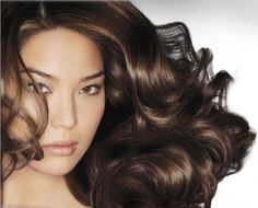 Lustrous Hair