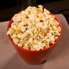 Better-than-Cracker Jacks! Vanilla and Cinnamon-Sugar #Popcorn | health.com