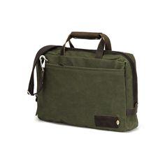 Blake Work Bag Dark Green