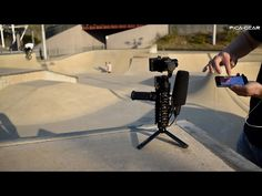 PICA-GEAR_Pica-Pod World's Most Adaptive Mounting Solution_Gimbal on Pica-Pod - YouTube