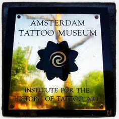 Institute for the history of tattoo art, photo by mulambo_today (Instagram)