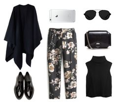 """""""nyfw"""" by carolinestyle96 ❤ liked on Polyvore featuring Burberry, Helmut Lang, Acne Studios, Givenchy, J.Crew, 3.1 Phillip Lim, women's clothing, women, female and woman"""