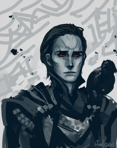 I find Jotun Loki to be very handsome and very interesting. (via Asiponder Tumblr)