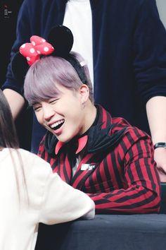 Jimin BTS - Mokdong Fansign