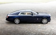 2017 Rolls-Royce Sweptail | Serious Wheels