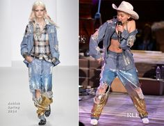 Miley Cyrus In Ashish – Miley Cyrus: MTV Unplugged