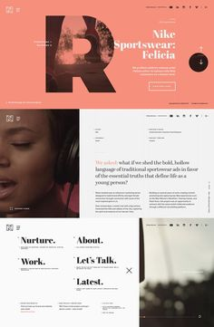 15 Stunning Colorful Website Designs for Inspiration Website Layout, Web Layout, Layout Design, Web Design Trends, Homepage Design, Design Web, Blog Design, Ecommerce, Responsive Web