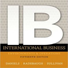 Free test bank for consumer behavior 10th edition by schiffman for international business 15th edition by john daniels lee radebaugh and daniel sullivan fandeluxe Gallery