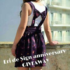 """Διαγωνισμός Eri de Sign με δώρο μια φούστα """"Lilac"""" - https://www.saveandwin.gr/diagonismoi-sw/diagonismos-eri-de-sign-me-doro-mia-fousta-lilac/"""