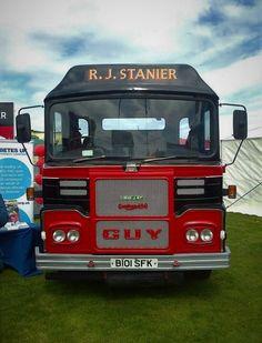 GUY. BIG-J4T, C.O.E. Prime-Mover. Wolverhampton, Vintage Trucks, Old Trucks, Birmingham, Automobile, Old Lorries, British Rail, Heavy Truck, Busses