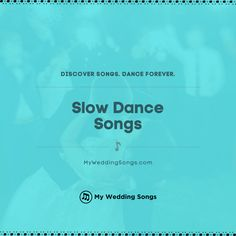 New Article: What are great slow songs to play at a wedding reception? See a list of Slow Dance Songs on our website! #weddingplanning