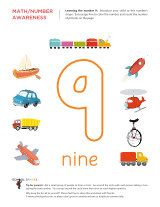 Practice Writing the Number 9 | Worksheets, Number and Number ...