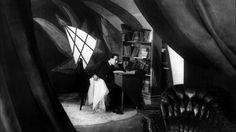 Das Cabinet des Dr. Caligari - 1920 (Cinematography: Willy Hameister)