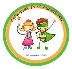 Dzień Przedszkolaka - medale do wydruku - Pani Monia