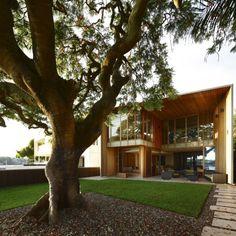 Arbour House, Brisbane by Richard Kirk Architect