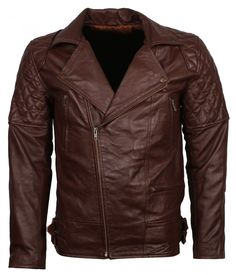 15 Best Gentlemens Style Dress Leather Jacket images