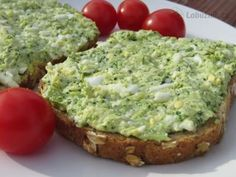 Avocado Toast, Guacamole, Low Carb, Menu, Cooking, Breakfast, Ethnic Recipes, Food, Czech Republic