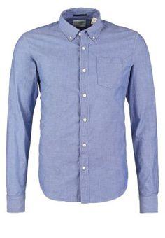 Hemd - denim blue