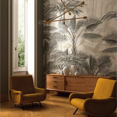 Jungle Inspired Cozy Corner Ideas – Be inspired by the most stylish and distinct decoration all around the world. Discover our luxurious modern mid-century pieces of furniture clicking on the image. ◾ Modern Mid-Century Style – Interior Décor – Home Décor Interior Design Minimalist, Home Interior Design, Interior And Exterior, Interior Decorating, Decorating Ideas, Room Interior, Modern Interior, Decor Ideas, Casa Pop