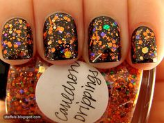 For an obsessive nail painter, this is uh-mazing.